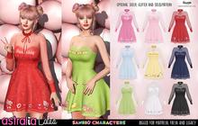 Astralia clothing x Sanrio (Valentine's Day) FATPACK