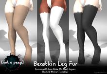[n.a.p] Beastkin Leg Fur for BOM