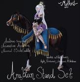 ~Mythril~ Arabian Animation Set