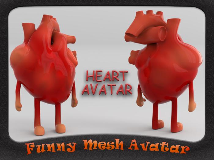 HEART AVATAR