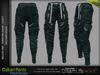 FashionNatic - Dakari Pants Male Petrol - Signature Gianni, Belleza - Jake, Legacy
