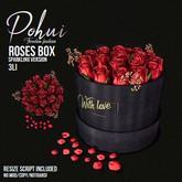 #POHUI - Roses box