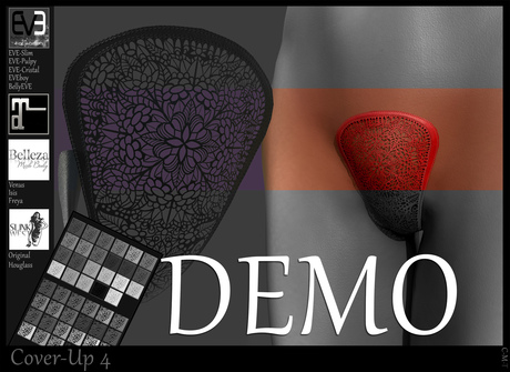 *!* Cover-Up 4 DEMO  - wear to unpack