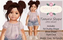 {.: DollFace :.} - Tamara Alice Shape (TD Chubby)
