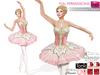 Full Perm Ballerina Costume Fitmesh For Maitreya Slink Belleza Isis Freya Venus Tonic Ocacin Body