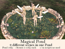 LOVE - MAGICAL POND - INCLUDES 9 SCENES