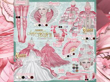 CUREMORE / Antoinette's Closet II / FATPACK (v.1)