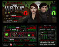The Virtue HUD