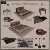 .:M.LAW:. Urban Chic Gacha PILLOW  ONE