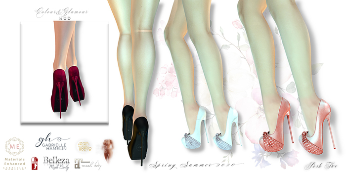 ♥ {GH} ♥ Posh Pumps II Spring 2020 Glamour Fatpack