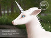 REIN - TWI Deer Unicorn Horn