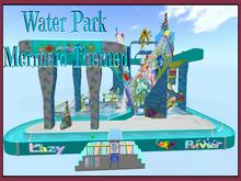 Water Park -Mermaid Themed