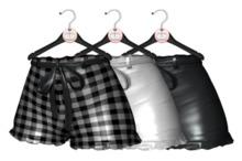 London Girl_Ava Shorts_Emo Pack