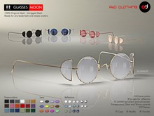 A&D Clothing - Glasses -Moon-  FatPack