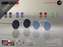 A&D Clothing - Glasses -Lennon-  DEMOs