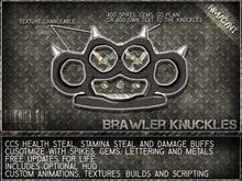 +++CCS Enhanced+++ [M E S S E R  Co.] Brawler Knuckles [CRATE] V1.92