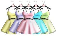 London Girl_Daisy Dress Vibrant Pack