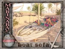 boat sofa rear