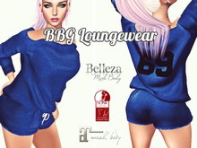 BBG Loungewear - Blue 69
