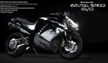MotoDesign - BRUTAL SPEED - EVO