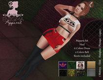[EN] Mayara Set - Hud 6 Colors