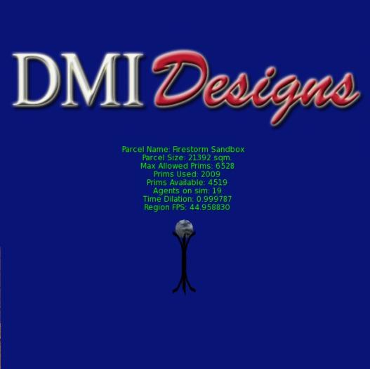 DMI Parcel Info