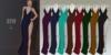 Glitter nadine fitmesh dress colors ad