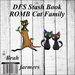 DFS Stash Book - ROMB Cat Family