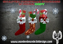 ~Christmas fire place Stockings