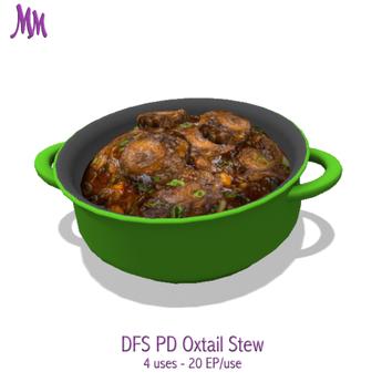DFS PD Oxtail Stew