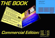 The Book. Commercial Edition