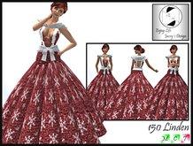 EL Christmas romantic dress EJ-29