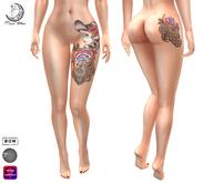*Moon Tattoo* Carmen