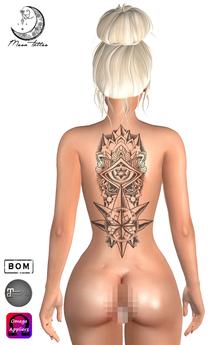 *Moon Tattoo* NALELI