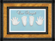 DM Baby Boy Plaque Framed