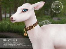 REIN - TWI Deer Bell Collar