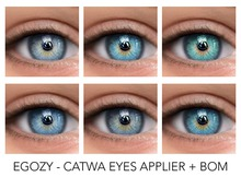 Egozy.Baby Eyes (Catwa Applier) & BOM