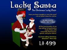 Lucky Santa