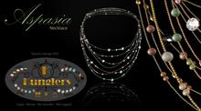 KUNGLERS - Aspasia necklace - DEMO