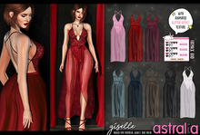 Astralia Clothing - Giselle Lingerie (FATPACK)