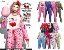 Astralia x Hello Kitty - Anniversary Collection FATPACK