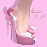 Princess Doll - Pink Heaven Heels SLINK