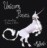 ~Mythril~ TWI DEER: Unicorn Animations