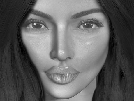 .Boombastic. Kim DEMO Skin Omega PACKED