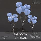Myth -  Balloons Lt. Blue