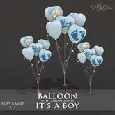 Myth -  Balloons Its a Boy