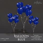 Myth - Balloons Blue