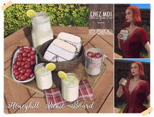 Honeyhill Picnic Board ♥ CHEZ MOI