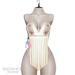 "Elegance Boutique -Dress  - Beige  -  ""Alicia"" - Legacy / Maitreya /Slink / Belleza"