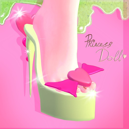 Princess Doll - Toxic Slime - Slink